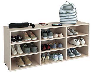 Купить обувницу МФ Мастер Лана-3П (ПОЛ-3П) для обуви