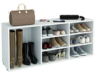 Купить обувницу МФ Мастер Лана-3 (ПОЛ-3 (1С+2П)) для обуви