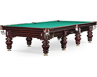 Купить стол WeekEnd бильярдный для русского бильярда Turin 12 футов (вишня)