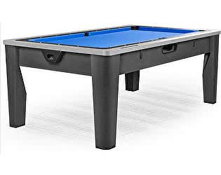 Купить  WeekEnd Многофункциональный игровой стол 6 в 1 Tornado (черный)