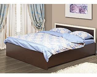 Купить кровать Олимп-Мебель 21.54-01 с настилом (1800х2000 мм)