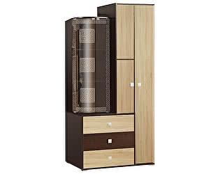 Купить шкаф Олимп-Мебель Венера 21.71 комбинированный