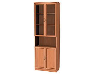 Купить шкаф Уют Сервис для книг 207 с зеркалом