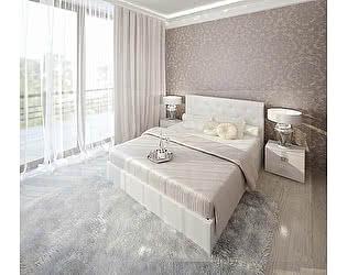 Купить кровать Армос Кристалл-2 с пуговицами