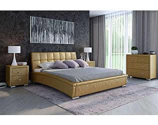 Купить кровать Орма-мебель Corso 1L цвета люкс и ткань