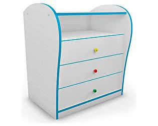 Купить комод Орма-мебель Соната Kids 3 ящика