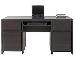 Купить стол BRW Каспиан BIU 2D2S письменный