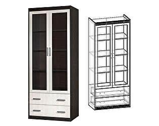Купить шкаф Мебель Маркет Амадеус 2-х створчатый с ящиками