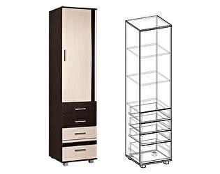 Купить шкаф Мебель Маркет Пенал Каролина 3