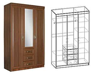 Купить шкаф Мебель Маркет Линда 3-х створчатый