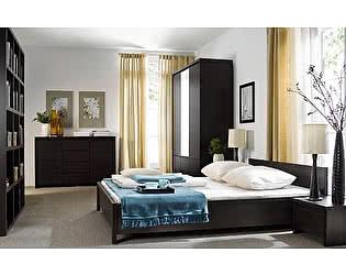 Купить спальню BRW Каспиан (венге)