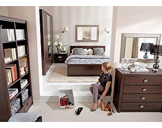 Купить спальню BRW Koen