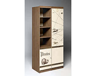Купить шкаф Фанки Кидз Пираты ПР-02+ПР-03