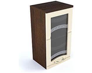 Купить шкаф СБК Астана ШСТ-40 навесной со стеклом