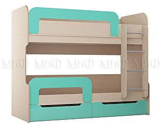 Купить кровать Миф Двухъярусная кровать Юниор-1