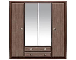 Купить шкаф BRW Коен SZF4D2S МДФ