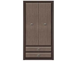 Купить шкаф BRW Коен REG2D2S МДФ