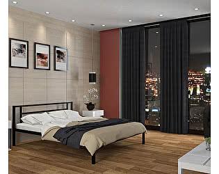 Купить кровать 4 Сезона Титан двуспальная металлическая