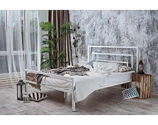 Купить кровать Francesco Rossi металлическая Атланта 1.8
