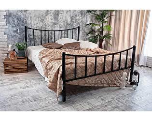 Купить кровать Francesco Rossi металлическая Ринальди 1.8 с двумя спинками