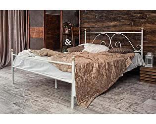 Купить кровать Francesco Rossi кованая Анталия 1.6 с одной спинкой