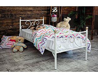 Купить кровать Francesco Rossi детская металлическая Кэтти