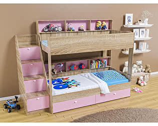 Купить кровать Golden Kids Golden Kids 10 двухъярусная