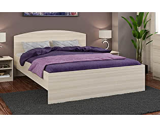 Купить кровать Боровичи-мебель Метод 160
