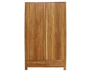 Купить шкаф Woodmos Сиетл 2PP для одежды