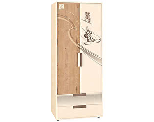 Купить шкаф Витра Фристайл 56.01 2х дверный многофункциональный