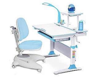 Купить стол Mealux Комплект парта и кресло EVO-30 с лампой