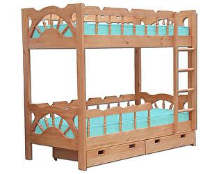 Купить кровать Велес-Арт Адмирал 2х ярусная