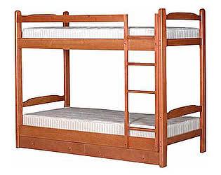 Купить кровать Велес-Арт Антошка 2х ярусная