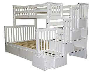 Купить кровать Велес-Арт Атланта-2 2х ярусная