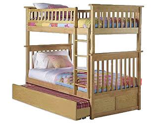 Купить кровать Велес-Арт Бастион-3 2х ярусная
