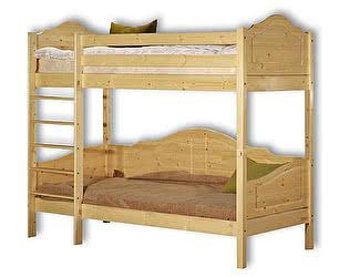 Купить кровать Велес-Арт Кая-3 2х ярусная