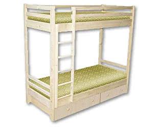 Купить кровать Велес-Арт Кадет-2 2х ярусная