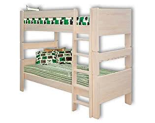 Купить кровать Велес-Арт Лилия 2х ярусная