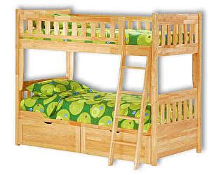 Купить кровать Велес-Арт Мадрид 2х ярусная