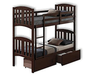 Купить кровать Велес-Арт Мирослава 2х ярусная