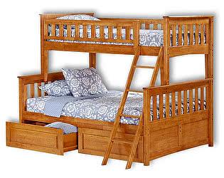 Купить кровать Велес-Арт Модерн 2х ярусная
