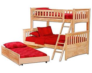Купить кровать Велес-Арт Модерн-3 2х ярусная