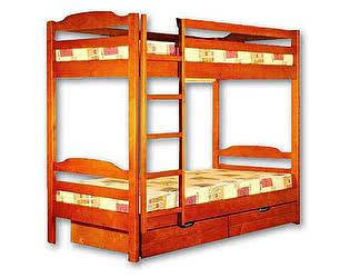 Купить кровать Велес-Арт Тандем 2х ярусная