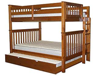 Купить кровать Велес-Арт Титан-3 2х ярусная