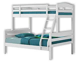 Купить кровать Велес-Арт Универсум 2х ярусная