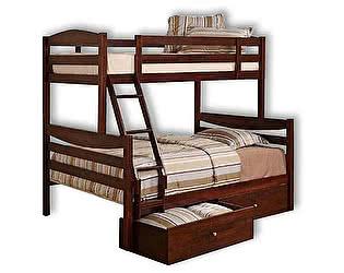 Купить кровать Велес-Арт Универсум-1 2х ярусная