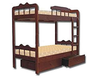 Купить кровать Велес-Арт Филя 2х ярусная
