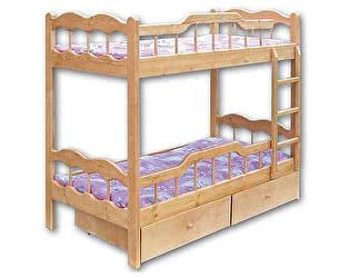 Купить кровать Велес-Арт Фортуна 2х ярусная