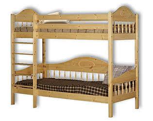 Купить кровать Велес-Арт Фрея-3 2х ярусная