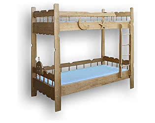 Купить кровать Велес-Арт Штиль 2х ярусная